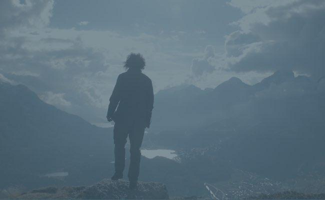 """Segantini film - """"Segantini. Ritorno alla Natura"""" di Francesco Fei con Filippo Timi a Segantini e Arco"""